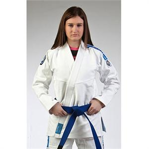 Tatami Zero G Women's White Jiu Jitsu Gi